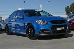 2015 Holden Commodore VF MY15 SS V Redline Blue 6 Speed Sports Automatic Sedan