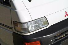 2010 Mitsubishi Express SJ MY10 SWB White 5 Speed Manual Van East Rockingham Rockingham Area Preview