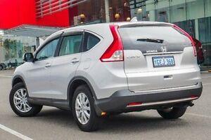2012 Honda CR-V 30 VTi (4x2) Silver 6 Speed Manual Wagon Wangara Wanneroo Area Preview