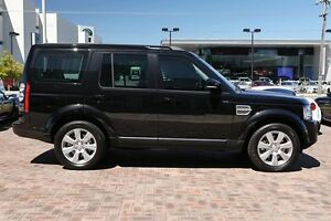 2015 Land Rover Discovery Series 4 L319 MY16 SDV6 HSE Black 8 Speed Sports Automatic Wagon Osborne Park Stirling Area Preview