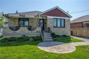 *{LOWER LEVEL-SPACIOUS+STUNNING 2bdrs@Keele St/HYW 401}*