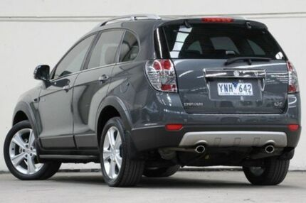2011 Holden Captiva CG Series II Grey 6 Speed Auto Seq Sportshift Wagon Vermont Whitehorse Area Preview