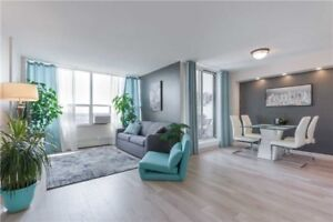 Stunning Fully Renovated Modern Penthouse Suite In A Quiet,Famil