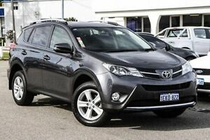 2013 Toyota RAV4 ZSA42R MY14 GXL 2WD Grey 7 Speed Constant Variable Wagon Myaree Melville Area Preview