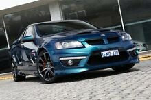 2012 Holden Special Vehicles Maloo  Green Manual Utility St James Victoria Park Area Preview