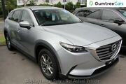 2018 Mazda CX-9 MY18 Touring (fwd) (5YR) Sonic Silver 6 Speed Automatic Wagon Gymea Sutherland Area Preview