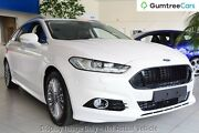 2016 Ford Mondeo MD Titanium PwrShift Grey 6 Speed Sports Automatic Dual Clutch Wagon Osborne Park Stirling Area Preview