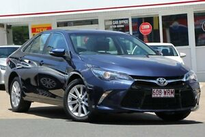 2015 Toyota Camry ASV50R Atara S Indigo 6 Speed Sports Automatic Sedan Woolloongabba Brisbane South West Preview