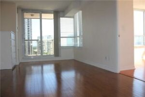 Stunning 2 Bed 2 Bath Condo in Mississauga Square One Area