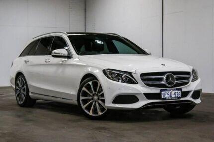 2014 Mercedes-Benz C250 White Sports Automatic Wagon