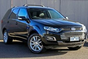 2015 Ford Territory Black Sports Automatic Wagon Heidelberg Heights Banyule Area Preview