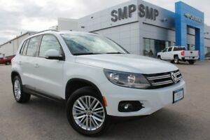 2016 Volkswagen Tiguan Special Edition - AWD, Heated Seats, Allo