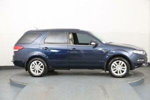 2012 Ford Territory SZ Titanium (RWD) Blue 6 Speed Automatic Wagon Smithfield Parramatta Area Preview