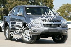 2015 Holden Colorado RG MY15 LTZ Crew Cab 4x2 Blue 6 Speed Sports Automatic Utility Tuggerah Wyong Area Preview