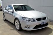 2009 Ford Falcon FG XR8 Silver 6 Speed Sports Automatic Sedan Thorngate Prospect Area Preview