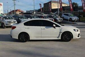 2014 Subaru WRX V1 MY15 Premium Lineartronic AWD White Constant Variable Sedan South Maitland Maitland Area Preview