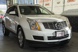 2015 Cadillac SRX Luxury AWD, Sunroof, Nav., Heated Leather Seat
