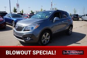 2013 Buick Encore ALL WHEEL DRIVE Back-up Cam,  Bluetooth,  A/C,