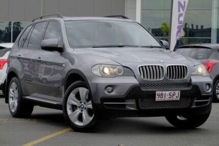 2008 BMW X5 E70 MY09 xDrive30d Steptronic Executive Grey 6 Speed Sports Automatic Wagon Nundah Brisbane North East Preview