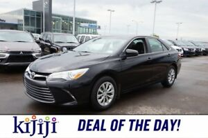 2015 Toyota Camry LE Accident Free,  Bluetooth,