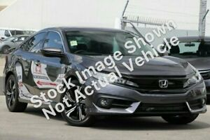 2017 Honda Civic 10th Gen MY16 RS Grey 1 Speed Constant Variable Sedan Pearce Woden Valley Preview