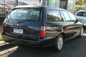 2001 Holden Commodore VX Acclaim Dark Blue 4 Speed Automatic Wagon Briar Hill Banyule Area Preview