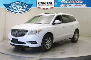 2017 Buick Enclave Leather AWD *Sunroof-7 Passenger Seating*