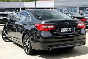 2015 Subaru Liberty MY15 2.5I Grey Continuous Variable Sedan Petersham Marrickville Area Preview