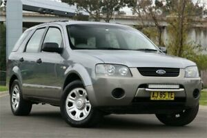 2006 Ford Territory SY TX AWD Silver 6 Speed Sports Automatic Wagon Granville Parramatta Area Preview