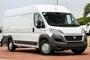 2017 Fiat Ducato Series 6 Mid Roof XLWB Comfort-matic White 6 Speed Sports Automatic Single Clutch Bibra Lake Cockburn Area Preview