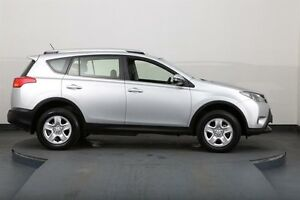 2014 Toyota RAV4 ASA44R GX (4x4) Silver 6 Speed Automatic Wagon Smithfield Parramatta Area Preview