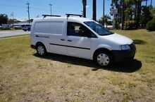 2009 Volkswagen Caddy 2KN Van Maxi LWB White 5 Speed Manual Van Pearsall Wanneroo Area Preview