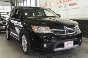 2017 Dodge Journey GT AWD, Heated Leather Seats, Rear Camera