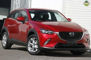 2017 Mazda CX-3 DK2W7A Maxx SKYACTIV-Drive Soul Red 6 Speed Sports Automatic Wagon West Hindmarsh Charles Sturt Area Preview