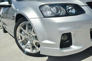 2011 Holden Commodore VE II SS V Redline Silver 6 Speed Sports Automatic Sedan Thornleigh Hornsby Area Preview