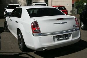 2012 Chrysler 300 MY12 C Luxury White 8 Speed Automatic Sedan Mosman Mosman Area Preview