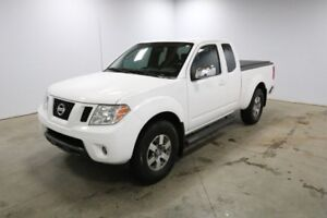 2010 Nissan Frontier 4WD KING CAB PRO-4X Accident Free,  Bluetoo