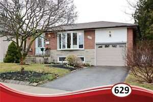 3 BR detached house for rent - closer to Gibbson & Rossland St W