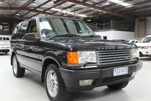 1998 Land Rover Range Rover Grey Automatic Wagon Knoxfield Knox Area Preview