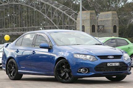 2012 Ford Falcon FG MkII XR6 Turbo Kinetic 6 Speed Auto Seq Sportshift Sedan Warwick Farm Liverpool Area Preview