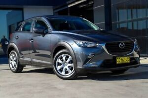 2015 Mazda CX-3 DK2W7A Neo SKYACTIV-Drive Grey 6 Speed Sports Automatic Wagon Liverpool Liverpool Area Preview