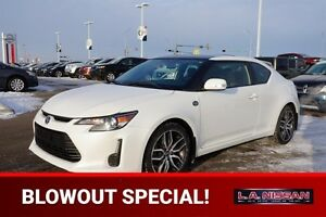 2015 Scion tC TC 6 SPEED Heated Seats,  Sunroof,  Bluetooth,