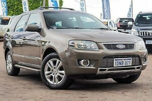 2010 Ford Territory SY Mkii TS RWD Limited Edition Grey 4 Speed Sports Automatic Wagon Embleton Bayswater Area Preview