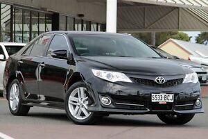 2014 Toyota Camry ASV50R Atara S Dynamic Black 6 Speed Sports Automatic Sedan Christies Beach Morphett Vale Area Preview