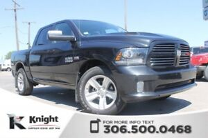 2015 Ram 1500 Sport - Heated/Cooled Leather Seats - Navigation -
