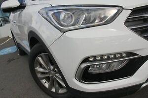 2016 Hyundai Santa Fe DM Series II (DM3) Elite CRDi (4x4) Creamy White 6 Speed Automatic Wagon Wolli Creek Rockdale Area Preview