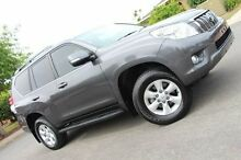 2012 Toyota Landcruiser Prado KDJ150R GXL Grey 5 Speed Sports Automatic Wagon Nailsworth Prospect Area Preview
