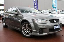 2011 Holden Commodore VE II MY12 SV6 Grey 6 Speed Sports Automatic Sedan Cannington Canning Area Preview