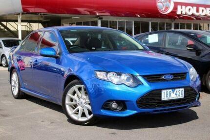 2014 Ford Falcon FG MkII XR6 Blue 6 Speed Sports Automatic Sedan