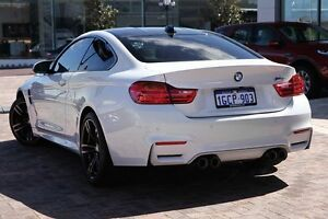 2016 BMW M4 F82 M-DCT White 7 Speed Sports Automatic Dual Clutch Coupe Osborne Park Stirling Area Preview